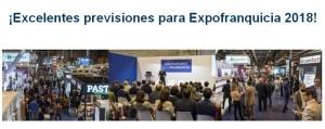 Expofranquicia 2018 cuerpo