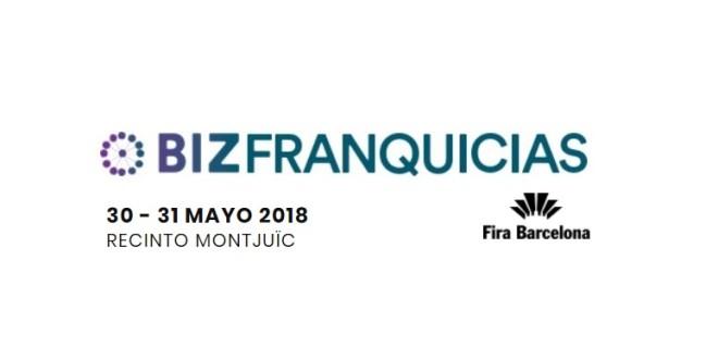 Logo Bizfranquicias 2018