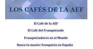 Los Cafés de la AEF 31-1-18