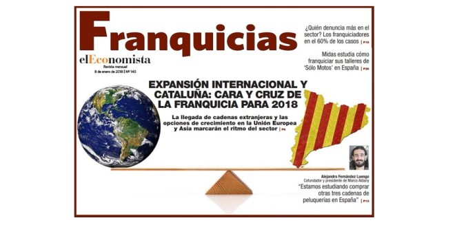 Portada enero eleconomista franquicias web