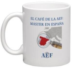 Taza Café Busca tu Máster Franquicia