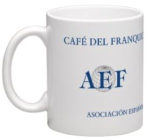 Taza Café del Franquiciado
