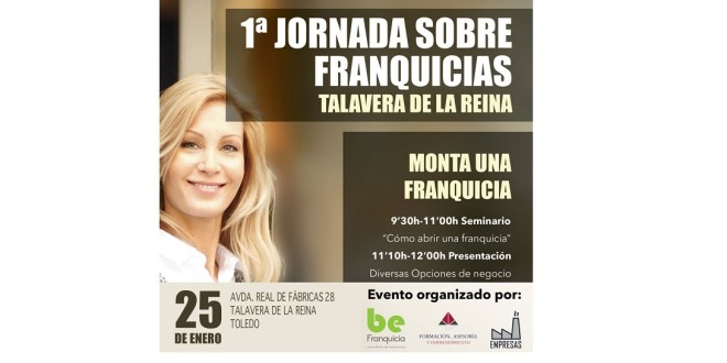 be franquicia talavera 22-1-18