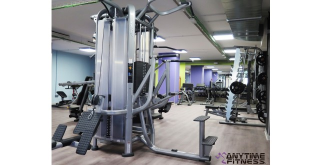 Anytime fitness inaugura su cuarto club en madrid for Gimnasio hortaleza fitness