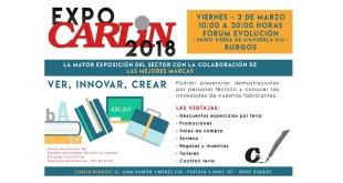 ExpoCarlin 2018 -LonaForum 1-3-18