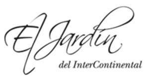 Hotel InterContinental logo El Jardín