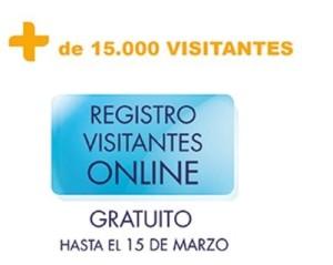 Imagen Expofranquicia visitantes