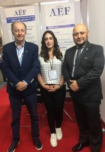 México - Asociación de Guatemala - Director Ejecutivo, Fiorela Perini y José Fernández