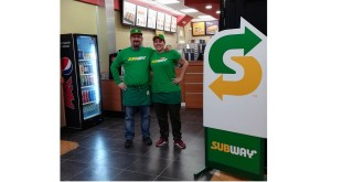 Subway Moncloa 9-3-18