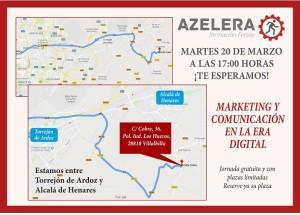 fersay JORNADA AZELERA 12-3-18 3