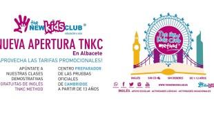 nueva apertura Albacete 21-3-18