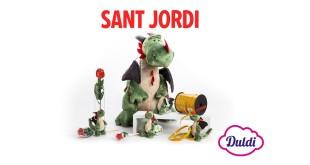 duldi Sant-Jordi-Duldi 9-4-18