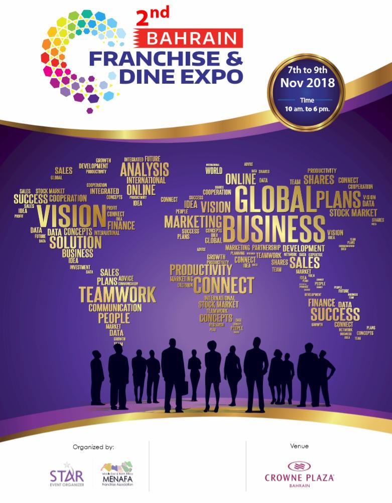 2nd Bahrain Franchise Expo cartel