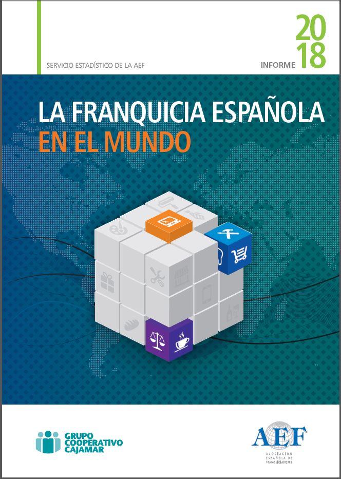 La Franquicia española en el Mundo 2018
