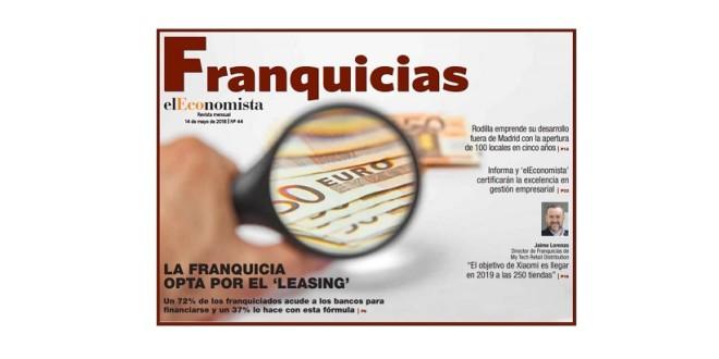 Portada mayo eleconomista franquicias web