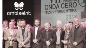 Premios Onda Cero ambiseint 21-5-18
