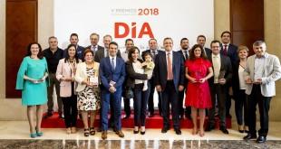 V Edición de los Premios a los Mejores Franquiciados DIA 23-5-18