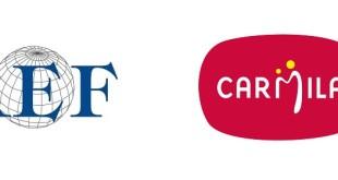 CARMILA centros comerciales - cabecera logos