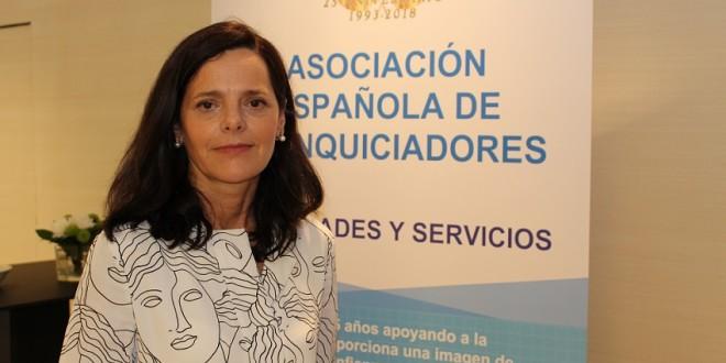 Foto Luisa Masuet, nueva Presidenta de la AEF 21-6-18