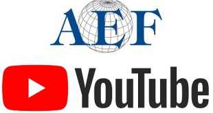 Logo Youtube AEF