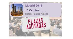 Madrid plazas agotadas franquishop 23-7-18