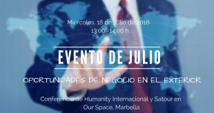 humanity evento 16-7-18