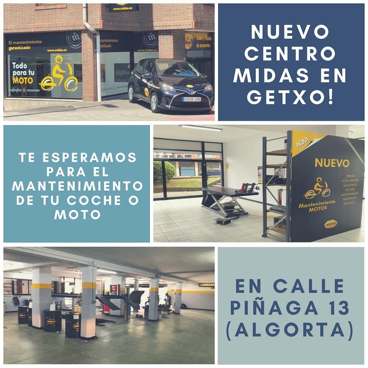 Nuevo Centro MIdas Getxo 9-8-18 1