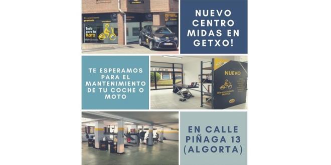 Nuevo Centro MIdas Getxo 9-8-18 2