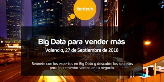 Ibertech - Big data para vender más cabecera