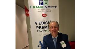 La AEF en los Premios FrankiNorte 10-9-18