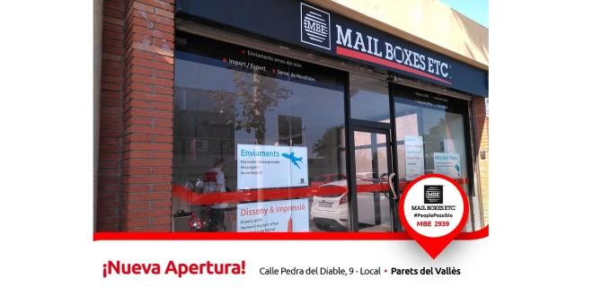 Parets del Vallès mail boxes mbe 12-9-18
