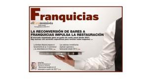 Portada septiembre eleconomista franquicias web