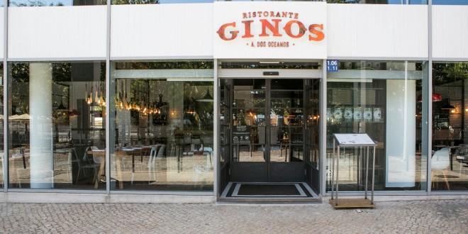 Ginos Portugal exterior 23-10-18