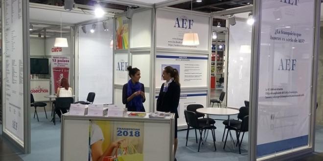 Imagen de la AEF en el SIF 19-10-18