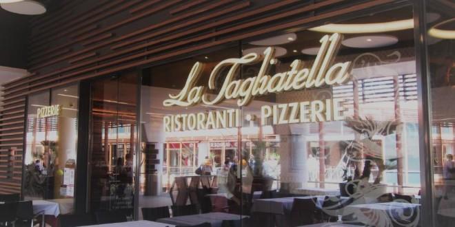 La Tagliatella de Torre Sevilla 9-10-18
