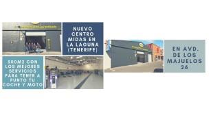 Nuevo Centro Midas Majuelos 1-10-18