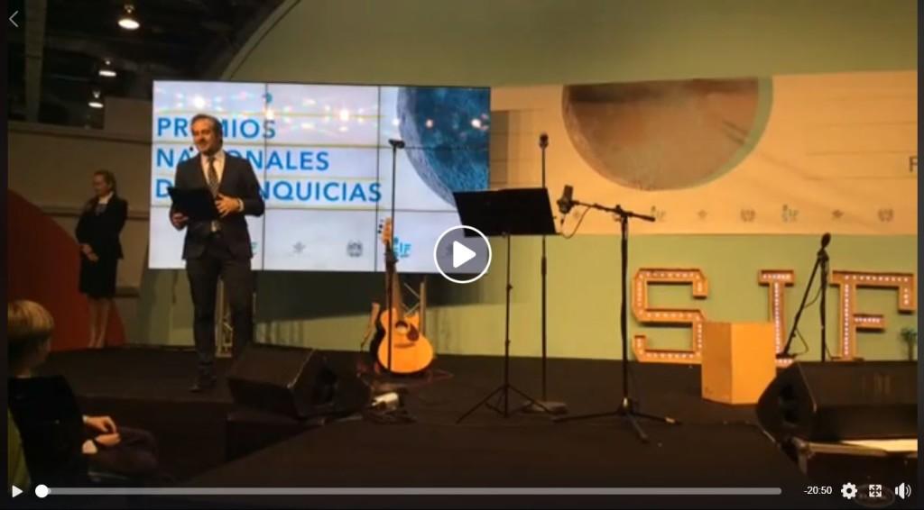 SIF entrega premios franquicia 29-10-18