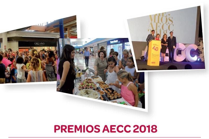 carmila premio AECC 29-10-18 2