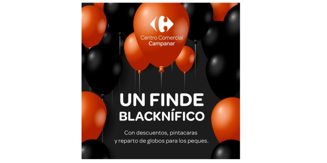 Centros Comerciales Carmila Black Friday 21-11-18 2