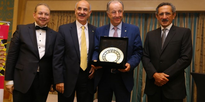 Premio internacional a Eduardo Abadía AEF 26-11-18