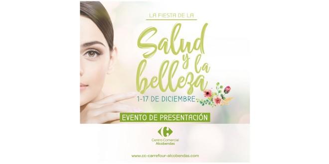 SEMANA SALUD Y BELLEZA carmila alcobendas 28-11-18 2