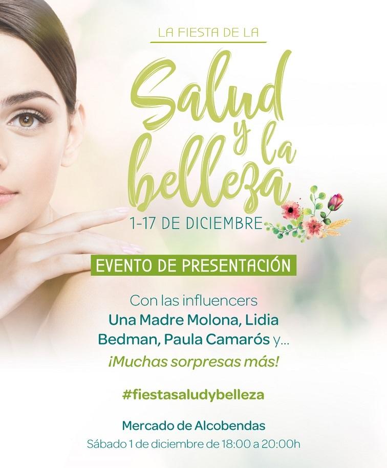 SEMANA SALUD Y BELLEZA carmila alcobendas 28-11-18