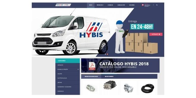 Tienda online Petronet-Hybis 27-11-18