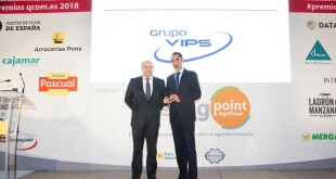 Foto Premios Qcomes vips 13-12-18