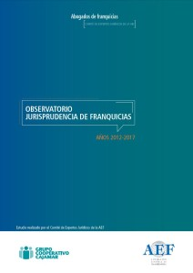 OBSERVATORIO JURISPRUDENCIA 201-2017 portada