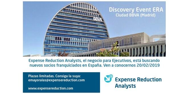 Discovery Event LA VELA_FEB2019 expense reduction era 13-2-19
