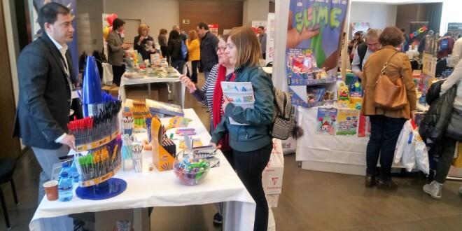 IX edición Feria Escolar de Carlin 21-3-19