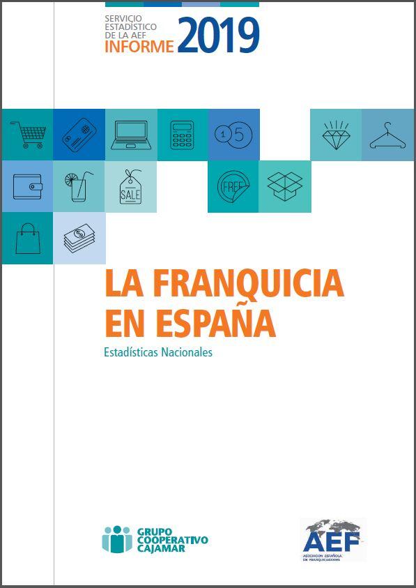 Informe 2019- La franquicia en España