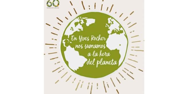 Yves Rocher hora planeta 27-3-19 2