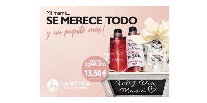DIA MADRE 19 la botica de los perfumes 30-4-19